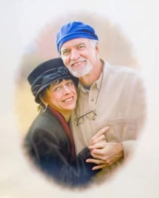 Susan and John