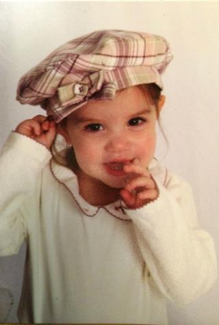 Sophia ear tug